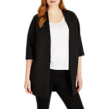 Buy Studio 8 Nancy Jacket, Black Online at johnlewis.com