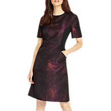 Buy Phase Eight Rhona Dress, Fig Online at johnlewis.com