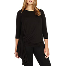 Buy Studio 8 Coralie Top, Black Online at johnlewis.com