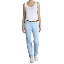 Buy Pure Collection Casual Chino Trousers Online at johnlewis.com