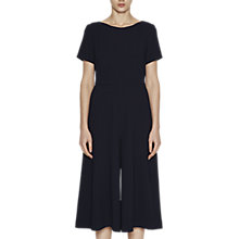 Buy French Connection Esther Crepe Short Sleeve Jumpsuit Online at johnlewis.com