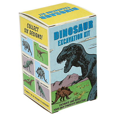 Image of Rex London Mini Dinosaur Excavation Kit