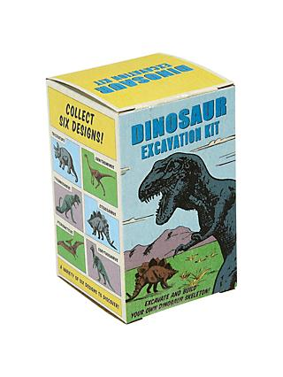 Rex London Mini Dinosaur Excavation Kit
