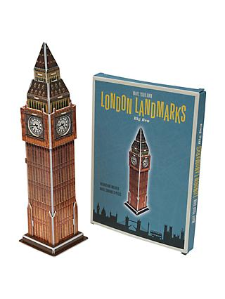 Rex London Make Your Own Big Ben Model Set