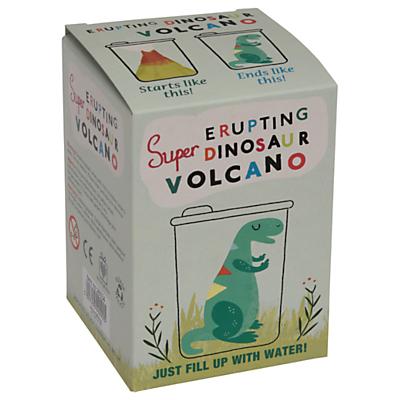 Image of Rex International Erupting Dino Volcano