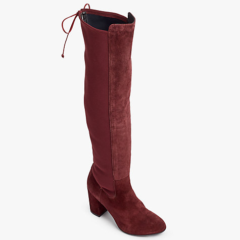 Buy Somerset by Alice Temperley Sandford Over the Knee Boots Online at johnlewis.com