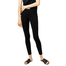 Buy Warehouse Leggings, Black Online at johnlewis.com