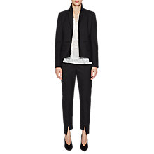 Buy French Connection Winter Tallulah Trouser, Black Online at johnlewis.com