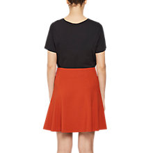 Buy French Connection Whisper Ruth Mini Skirt Online at johnlewis.com