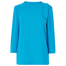 Buy L.K. Bennett Hebe Bow Top Online at johnlewis.com