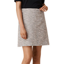 Buy L.K. Bennett Gee Tweed Skirt, Pink Online at johnlewis.com
