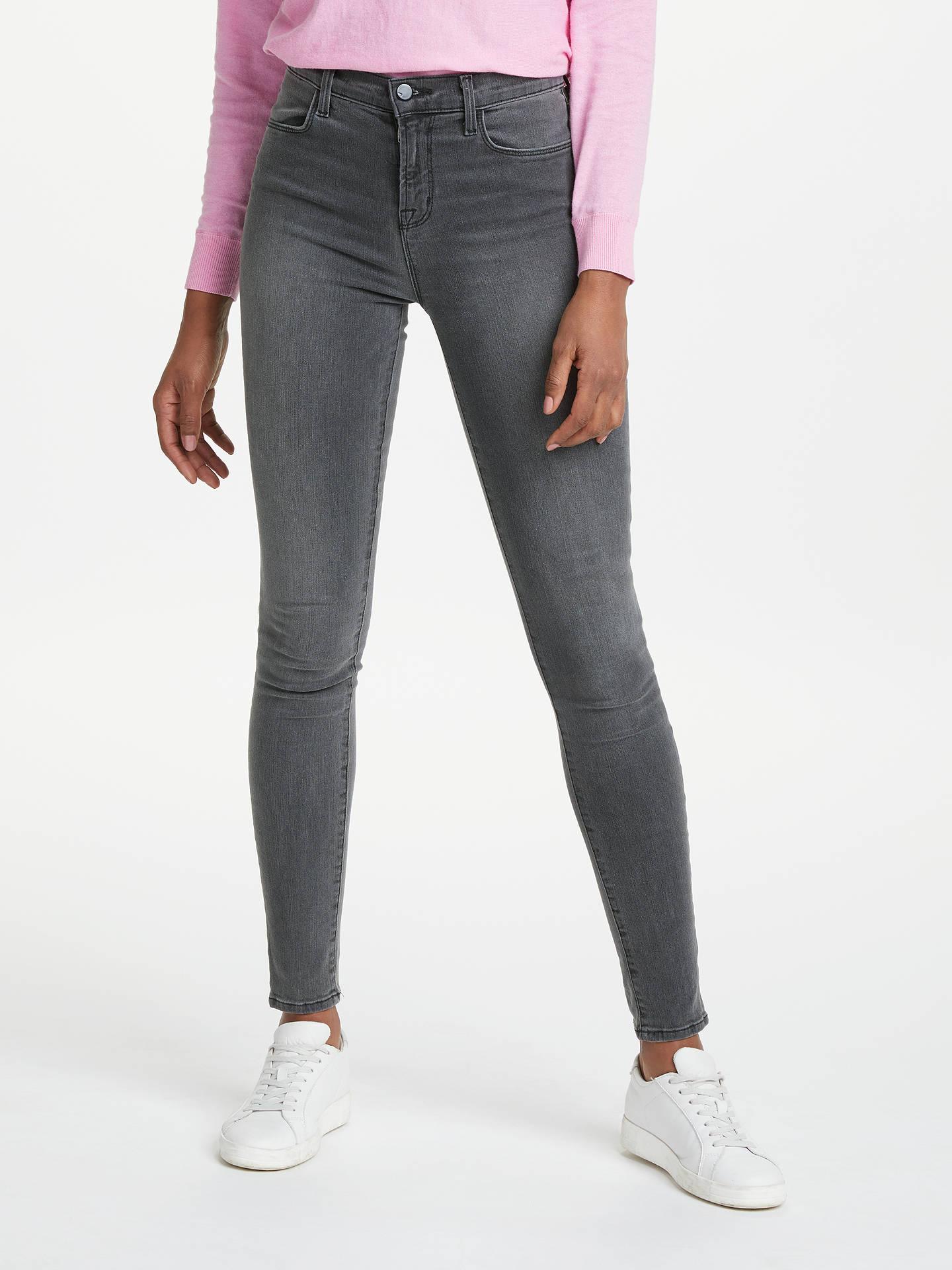 60fd7318b861 Buy J Brand Maria High Rise Super Skinny Jeans, Night Bird, 24 Online at ...