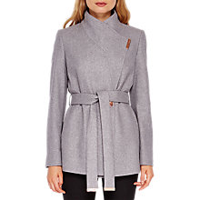 Buy Ted Baker Keyla Short Wrap Coat Online at johnlewis.com