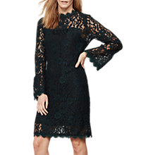 Buy Mint Velvet Lace Shift Dress Online at johnlewis.com