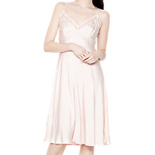 Buy Ghost Joile Dress, Pale Pink Online at johnlewis.com