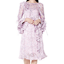 Buy Ghost Salma Floral Elspeth Dress, Ruth Bloom Online at johnlewis.com