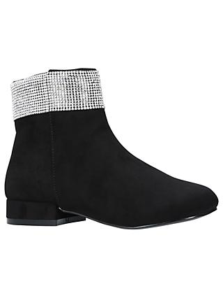 Kurt Geiger London Children's Bling Bling Boots, Black