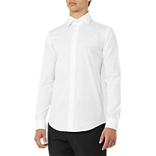 Buy Reiss Oxide Slim Fit Stretch Cotton Shirt Online at johnlewis.com