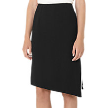 Buy Reiss Clemence Midi Skirt, Black Online at johnlewis.com