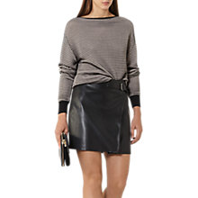 Buy Reiss Katherine Ripple Jumper Online at johnlewis.com