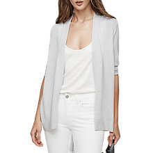 Buy Reiss Tanner Merino Silk Cardigan Online at johnlewis.com