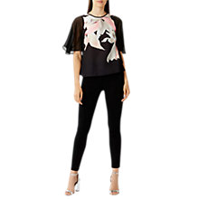 Buy Coast Tori Printed Top, Multi Online at johnlewis.com