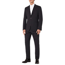 Buy Reiss Jonny Peak Lapel Regular Fit Suit, Navy Online at johnlewis.com