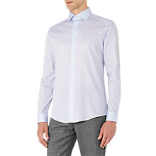 Buy Reiss Control Cotton Slim Fit Shirt Online at johnlewis.com