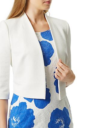 Damsel in a Dress Sofia Jacket, White