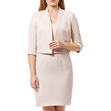 Buy Damsel in a dress Sofia Jacket, Nude Online at johnlewis.com