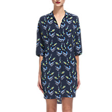 Buy Whistles Folk Ditsy Print Lola Dress, Multi Online at johnlewis.com