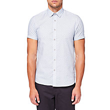 Buy Ted Baker Angaz Short Sleeve Shirt Online at johnlewis.com