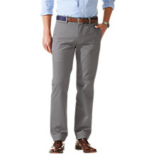 Buy Dockers Clean Khaki Marina Slim Twill Trousers Online at johnlewis.com