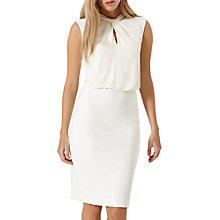 Buy Damsel in a dress Wisdom Twist Dress, Ivory Online at johnlewis.com