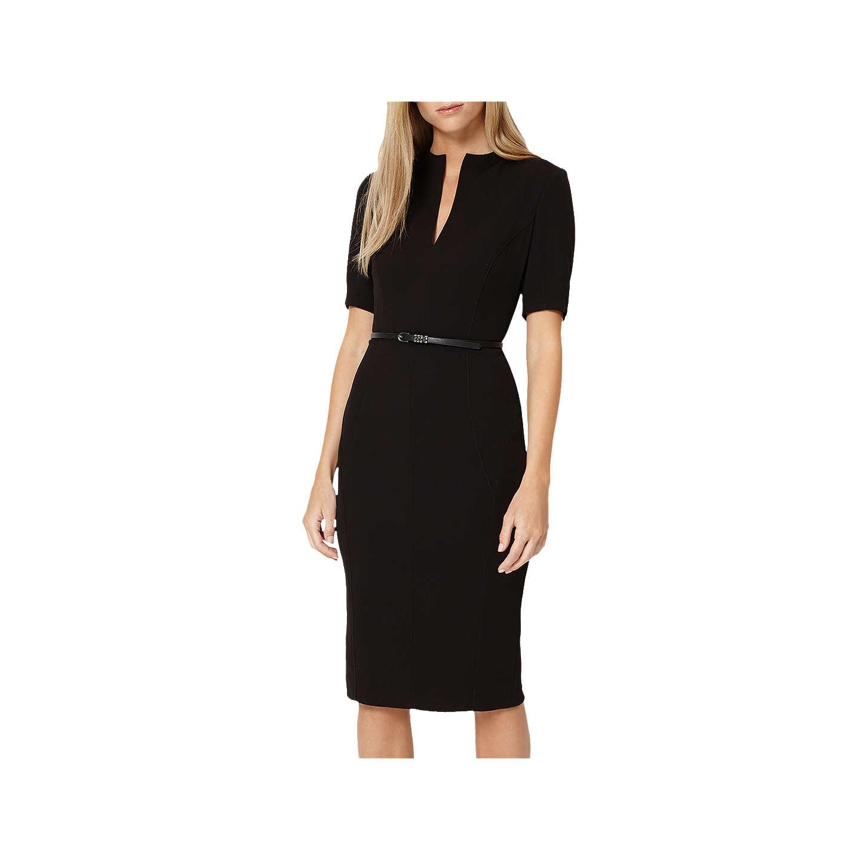 Damsel In A Dress Kelsie Dress Black At John Lewis: Damsel In A Dress City Suit Dress, Black At John Lewis