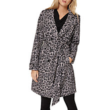 Buy Damsel in a dress Roaming Leopard Trench Coat, Multi Online at johnlewis.com