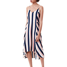 Buy Finery Jane Stripe Camisole Slip Dress, Multi Online at johnlewis.com