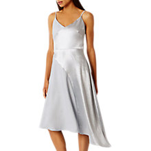 Buy Coast Clemmie Camisole Dress, Silver Online at johnlewis.com