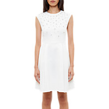 Buy Ted Baker Yadara Floral Skater Dress Online at johnlewis.com