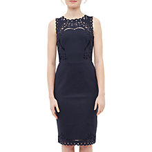 Buy Ted Baker Verita Embroidered Dress Online at johnlewis.com
