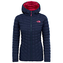 Buy The North Face Thermoball Hooded Women's Insulated Jacket Online at johnlewis.com