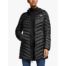 Buy The North Face Trevail Insulated Women's Parka Online at johnlewis.com