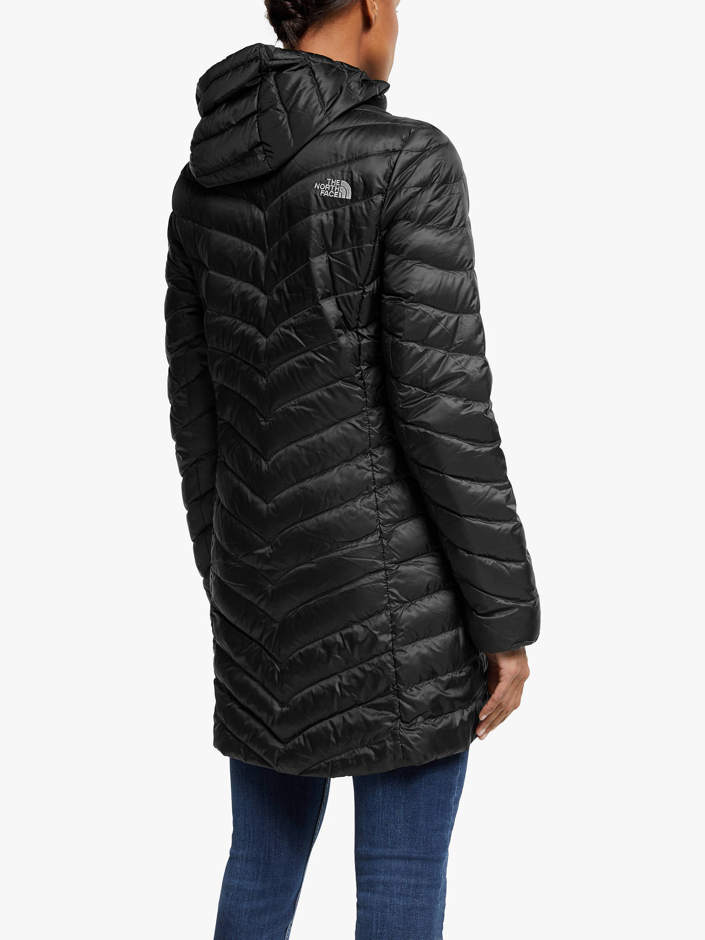The North Face Trevail Insulated Women S Parka At John Lewis Partners