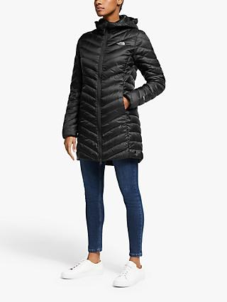 The North Face Trevail Insulated Women's Parka, Black