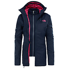 Buy The North Face Morton Triclimate Waterproof Women's Jacket, Navy Online at johnlewis.com
