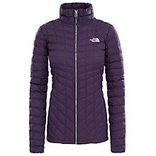 Buy The North Face Thermoball Zip-In Women's Insulated Jacket Online at johnlewis.com