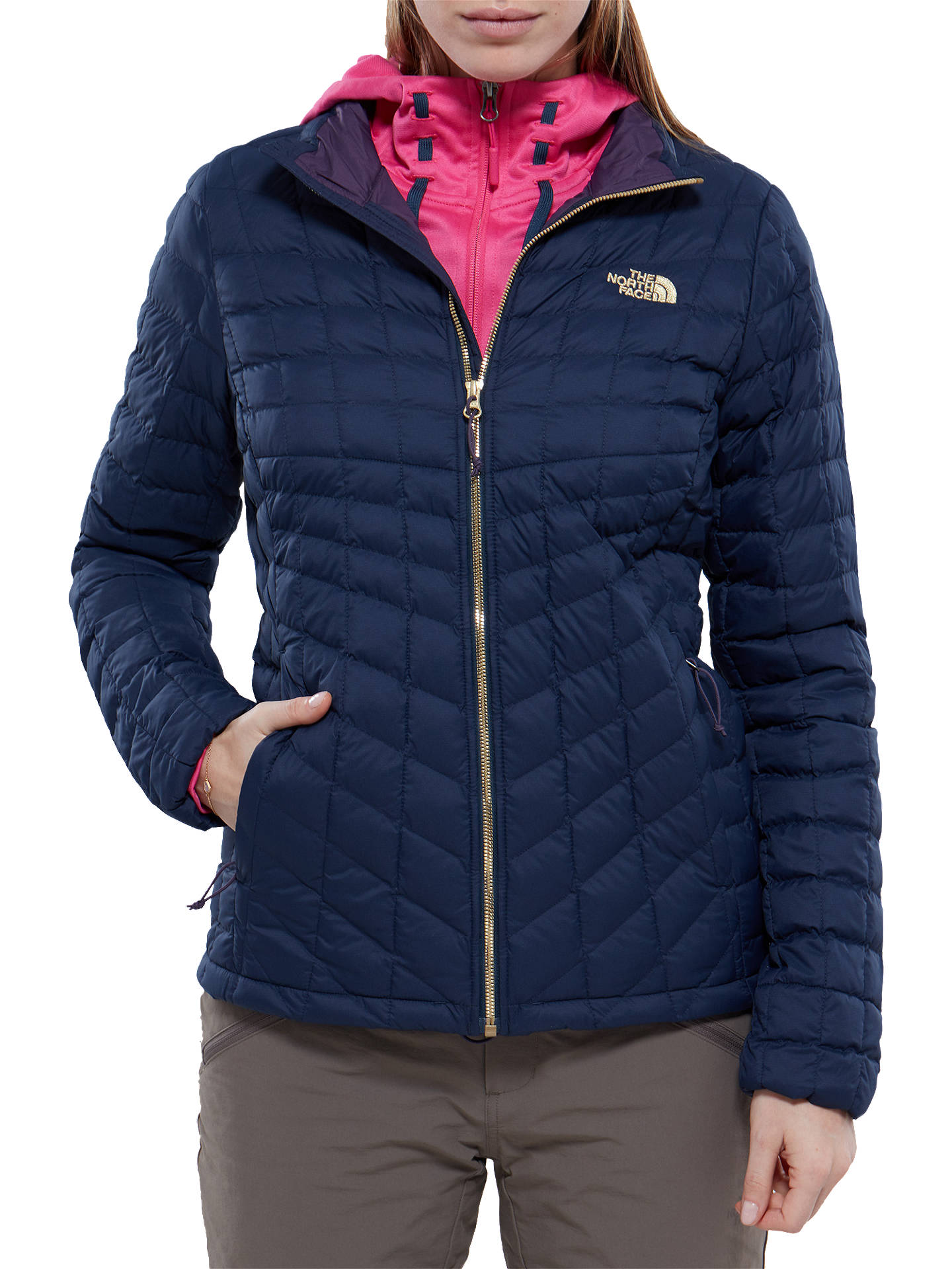 9ee949d9b The North Face Thermoball Zip-In Women's Insulated Jacket at John ...