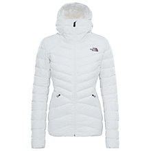 Buy The North Face Moonlight Down Women's Jacket, White Online at johnlewis.com
