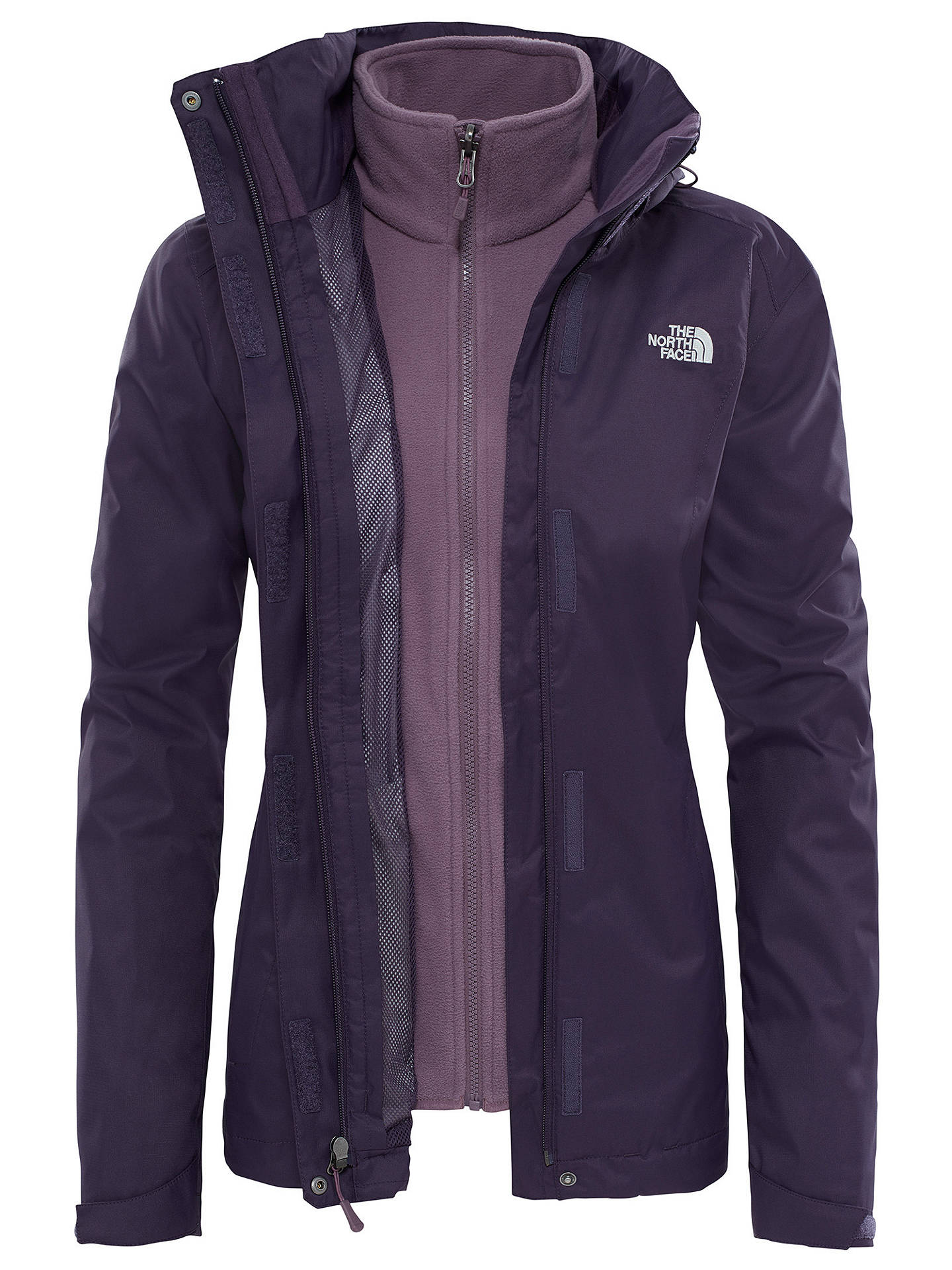 ae8117bf8 The North Face Evolve II Triclimate 3-in-1 Waterproof Women's Jacket ...