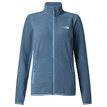 Buy The North Face 100 Glacier Full Zip Women's Fleece Online at johnlewis.com